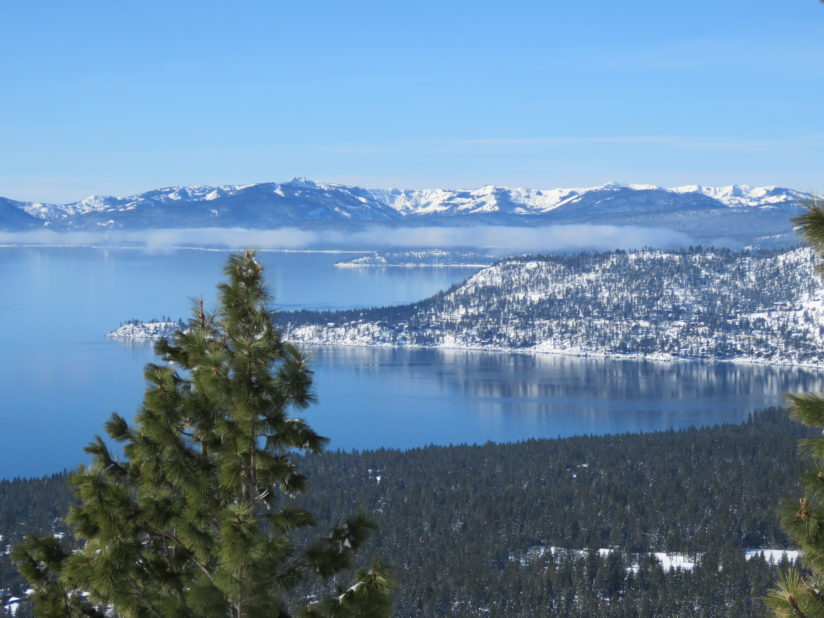 Tahoe from Above