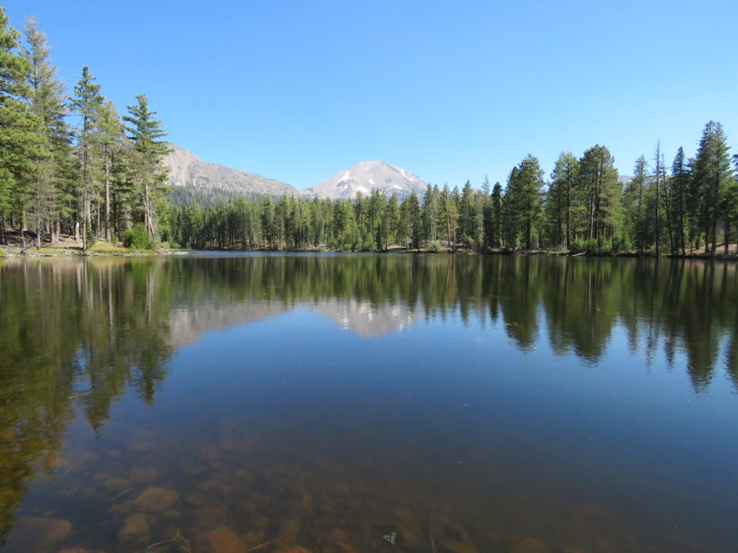 Lassen Reflection