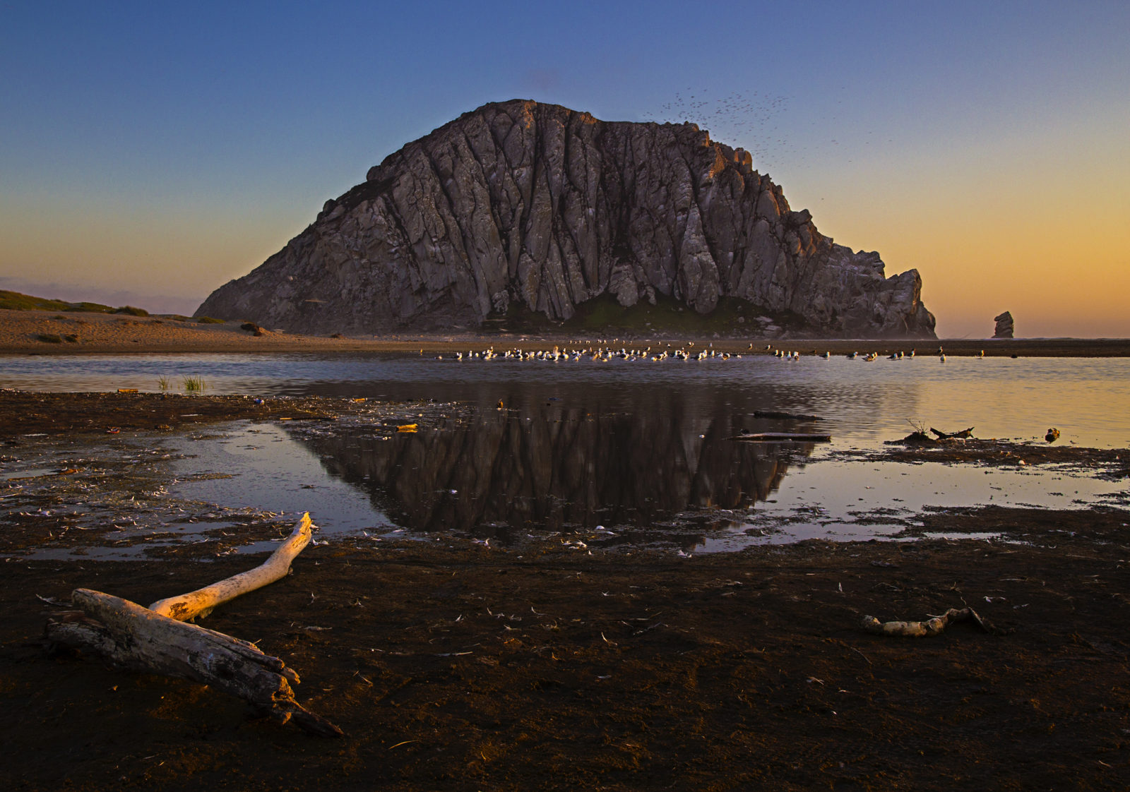 The Rock at Morro Bay