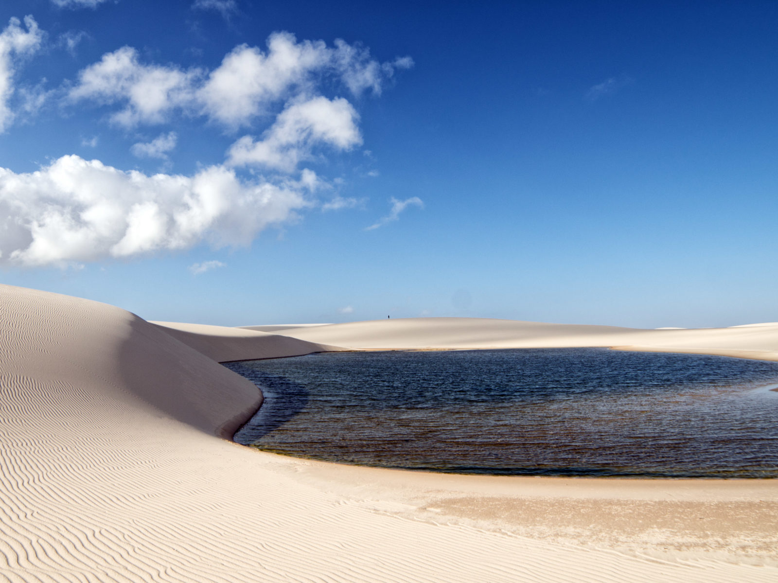 THE DUNES OF LENCOIS MARANHENSES