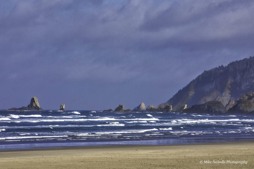 Cannon Beach Coastline