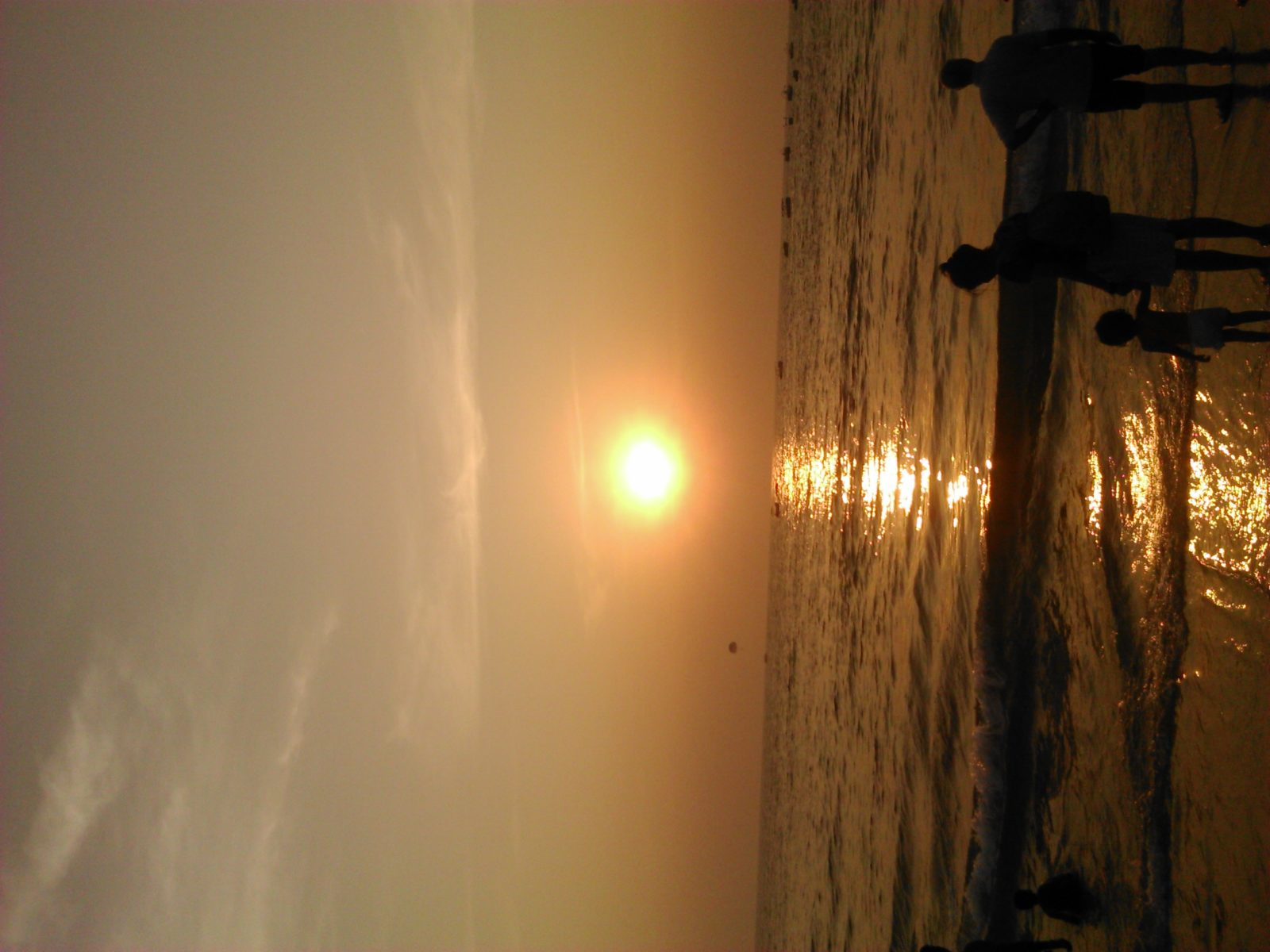 Sunset at Goa