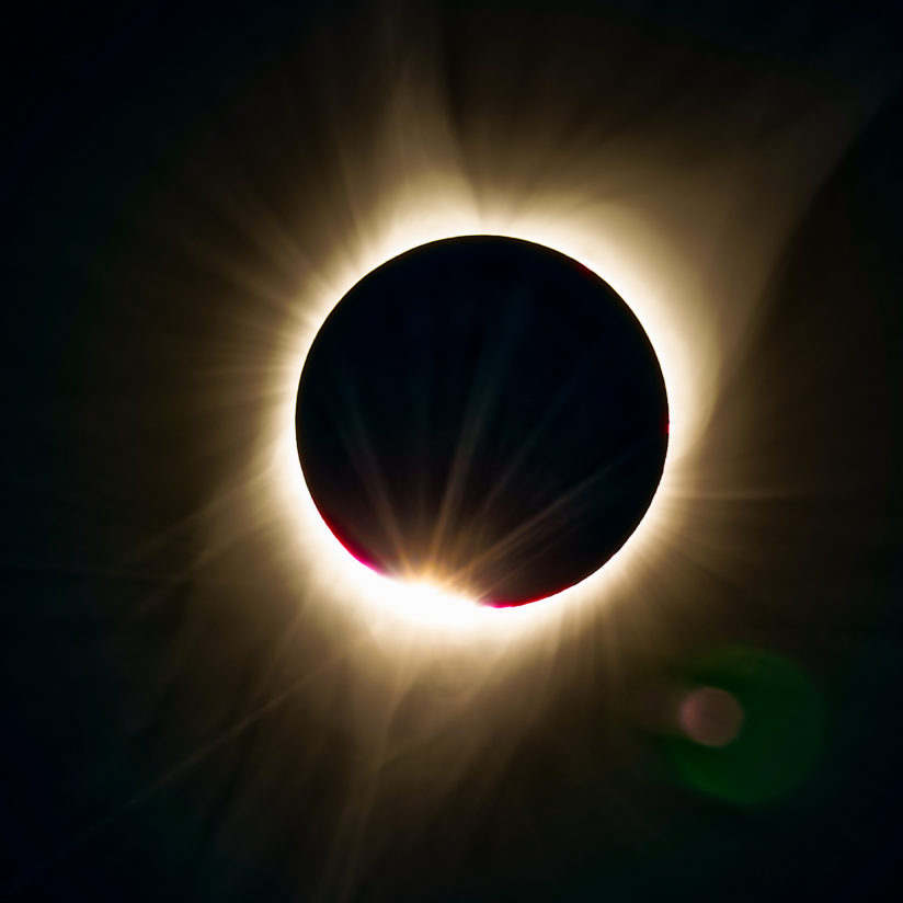 Before Totality