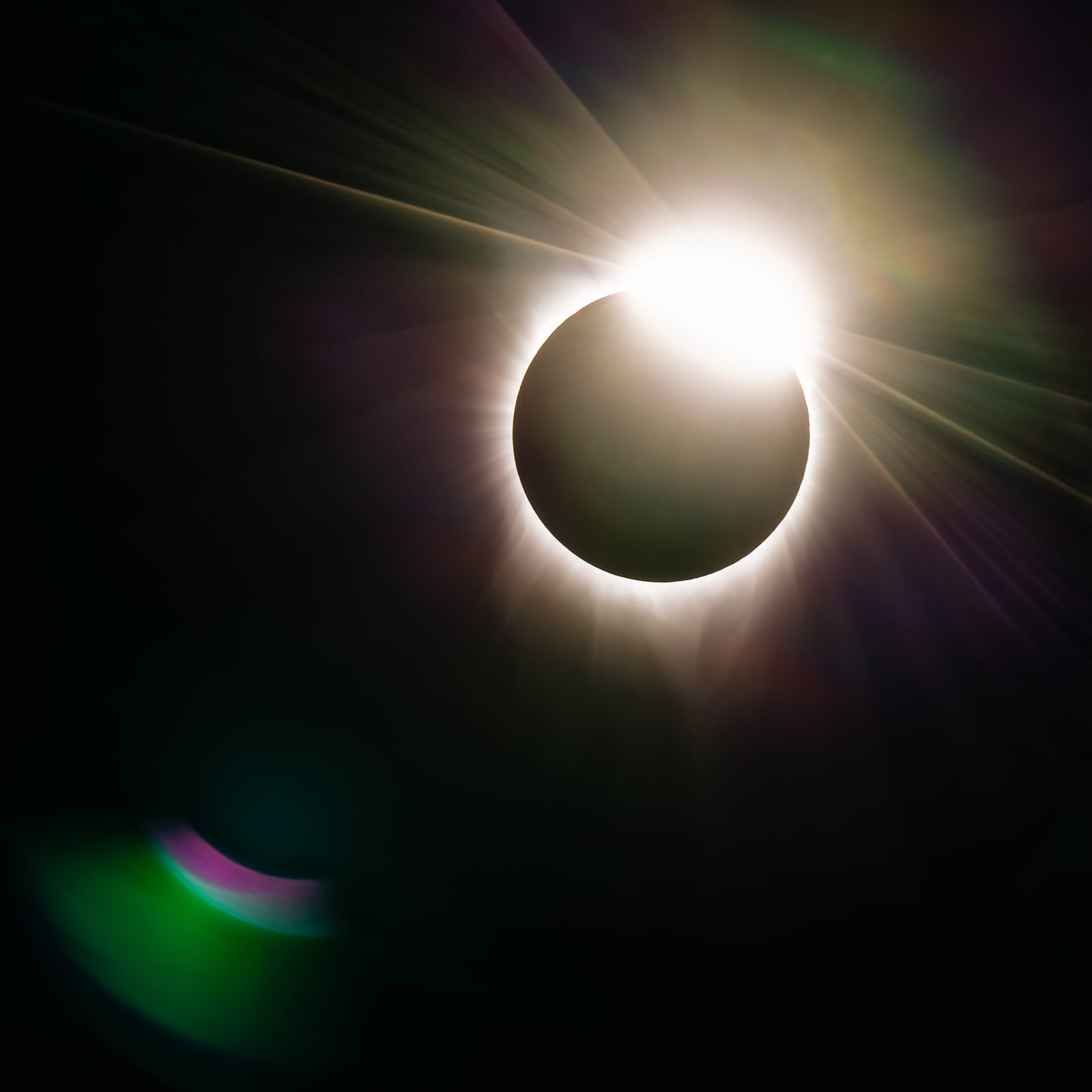 After Totality