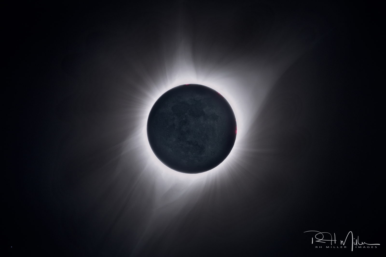 Total Solar Eclipse – August 21,  2017