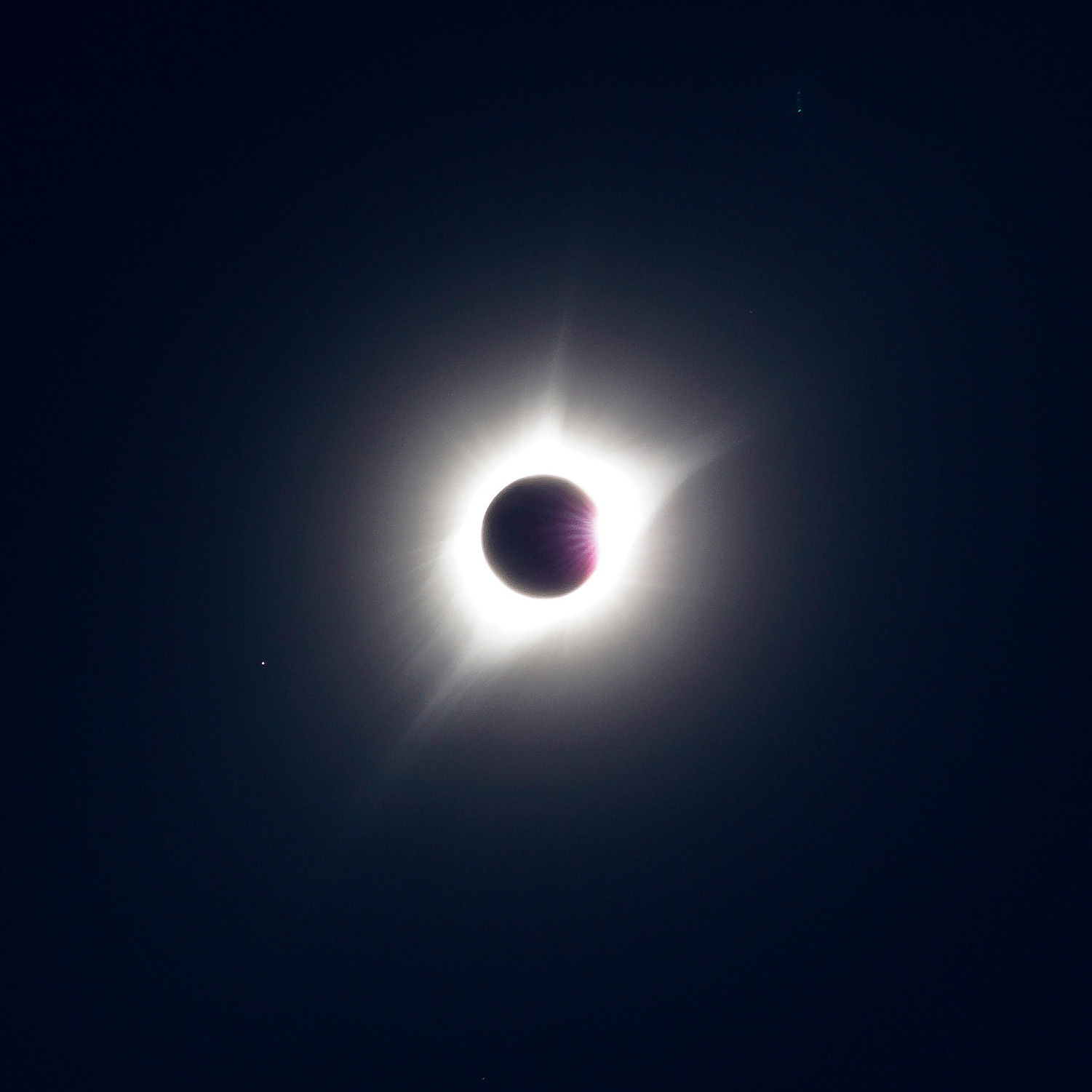 End of the Eclipse