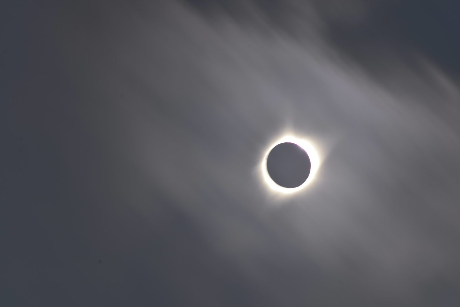Clouded Eclipse