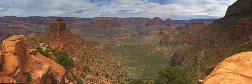 On the South Kaibab Trail
