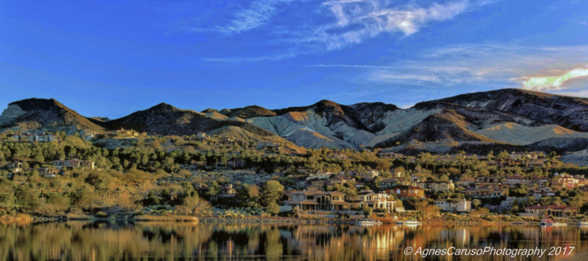 Houses at Lake Las Vegas