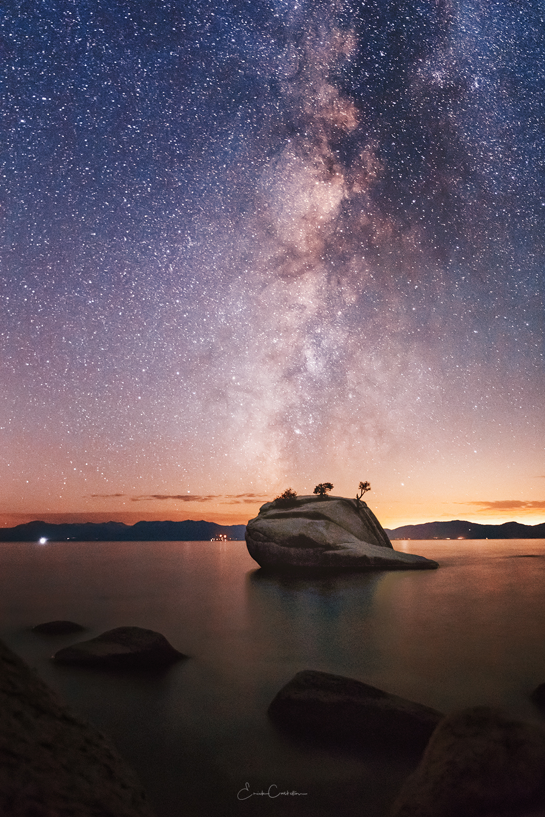 The Rock under the Stars
