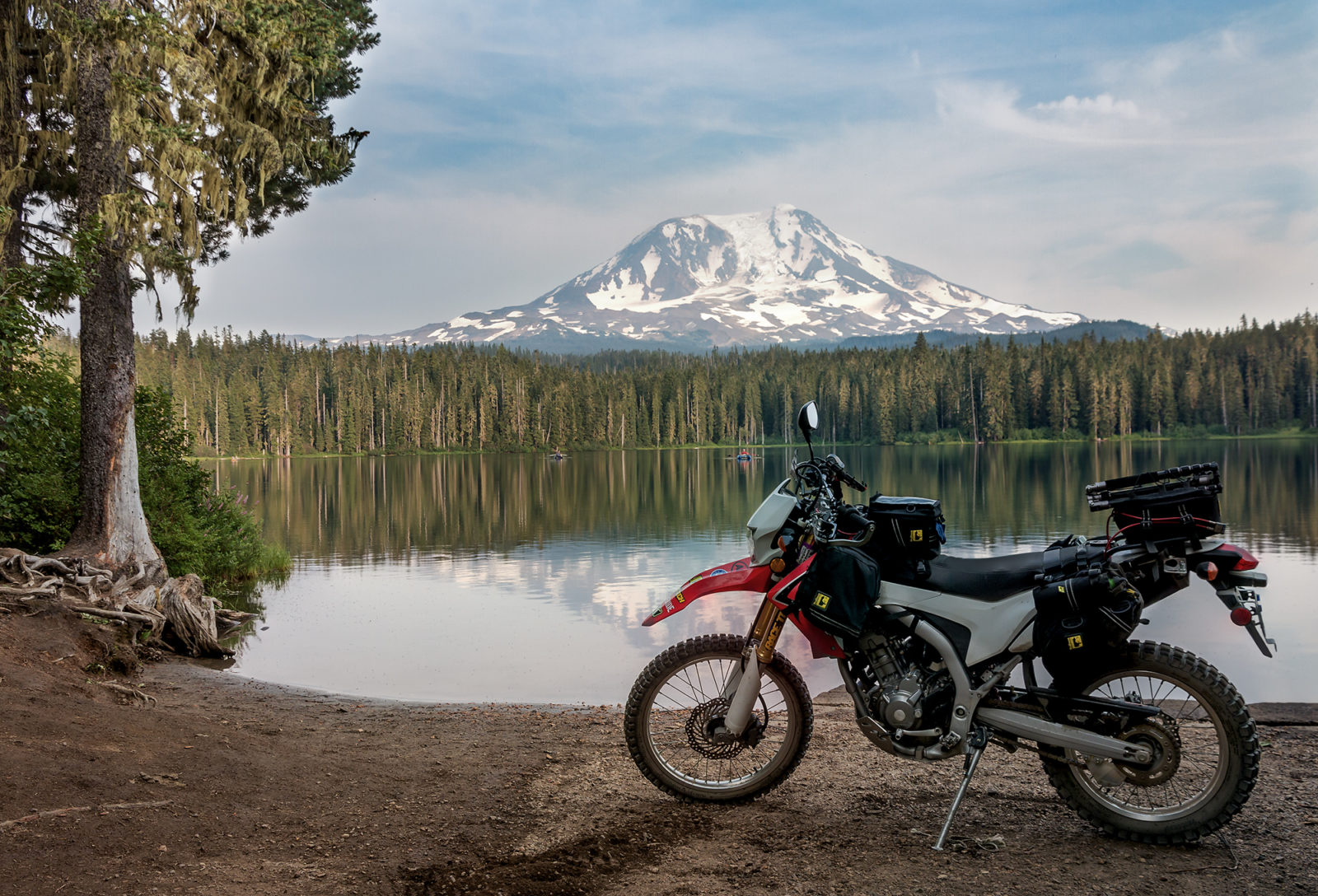 Tahklakh Lake & Mt. Adams ADV