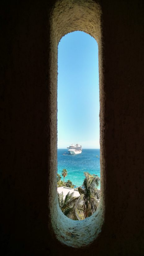 Ship and Window