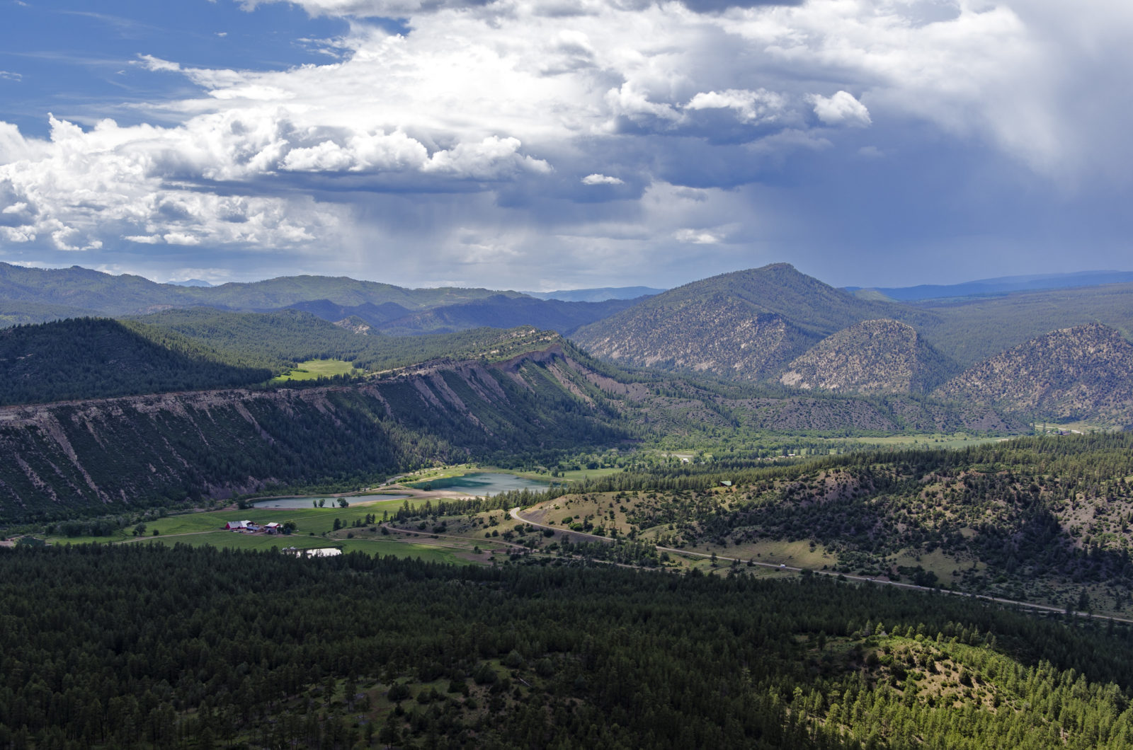 Piedra River Valley