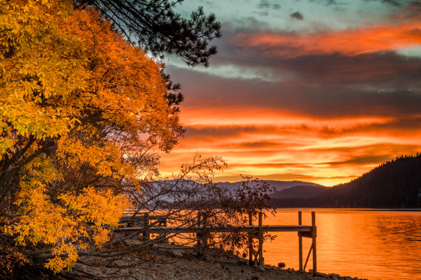 Donner Lake Sunrise 17