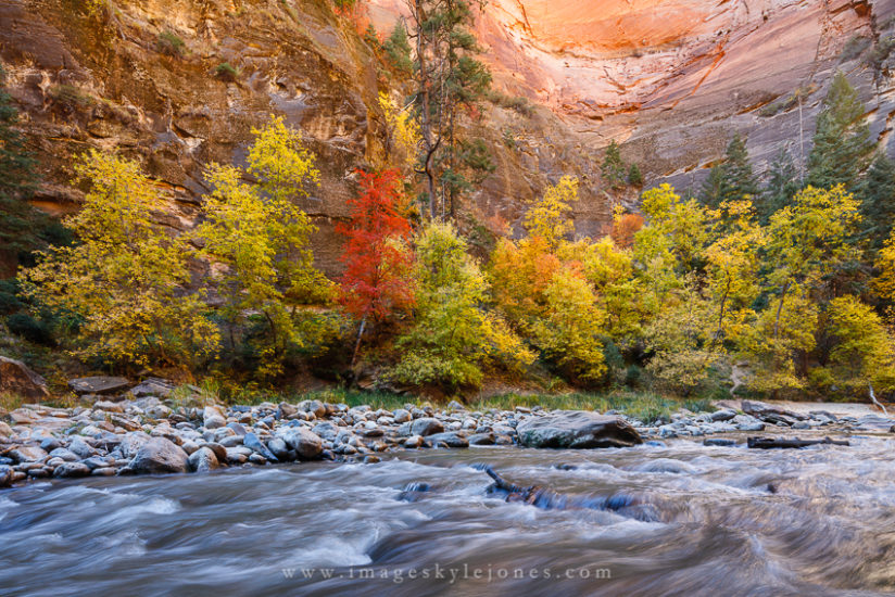 Virgin River Autumn