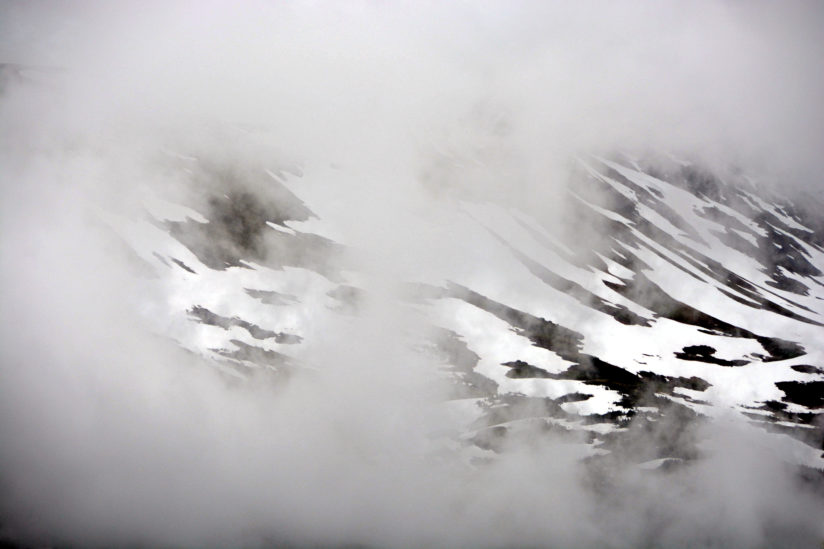 Mountain Fog – Alaska