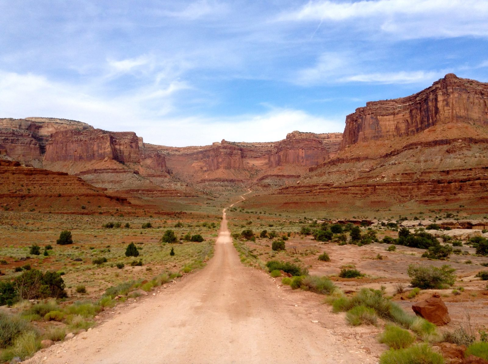 Canyonlands and Shafer Trail