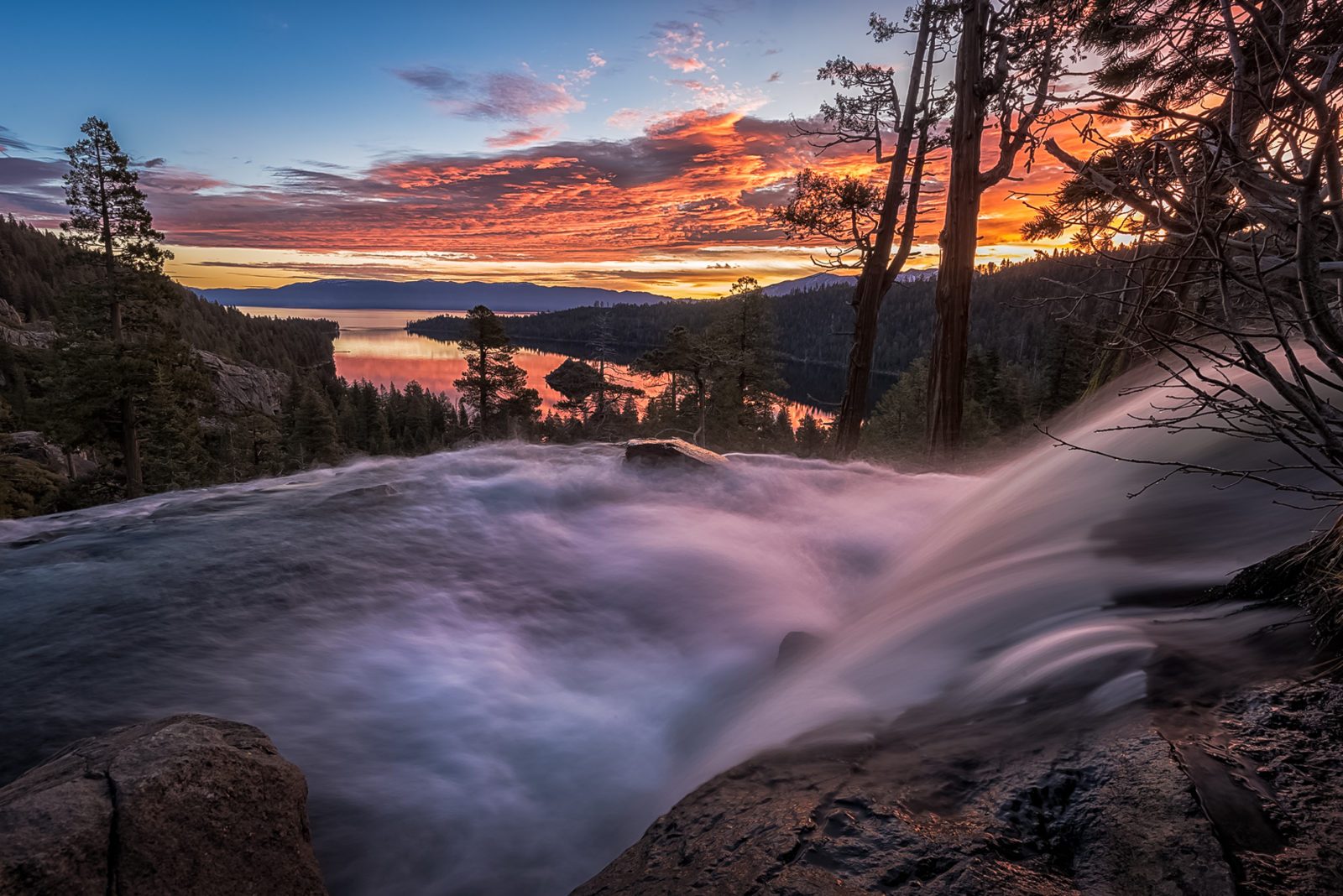 Emerald Bay – Eagle Falls