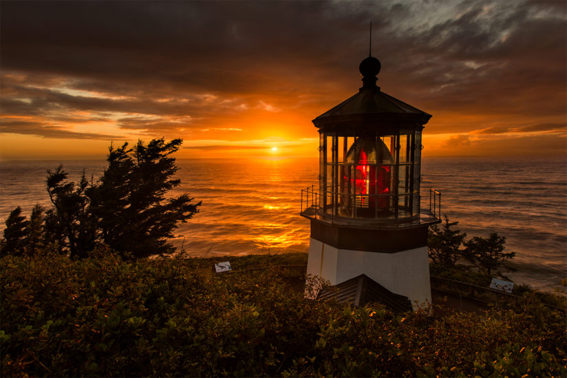 Cape Meares Lighthouse, Oregon