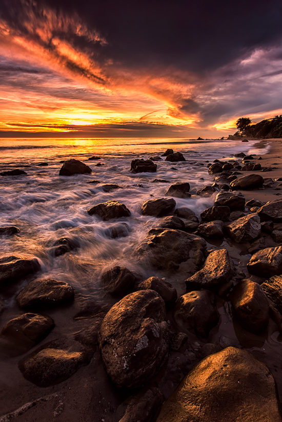 El Pescador Beach, California