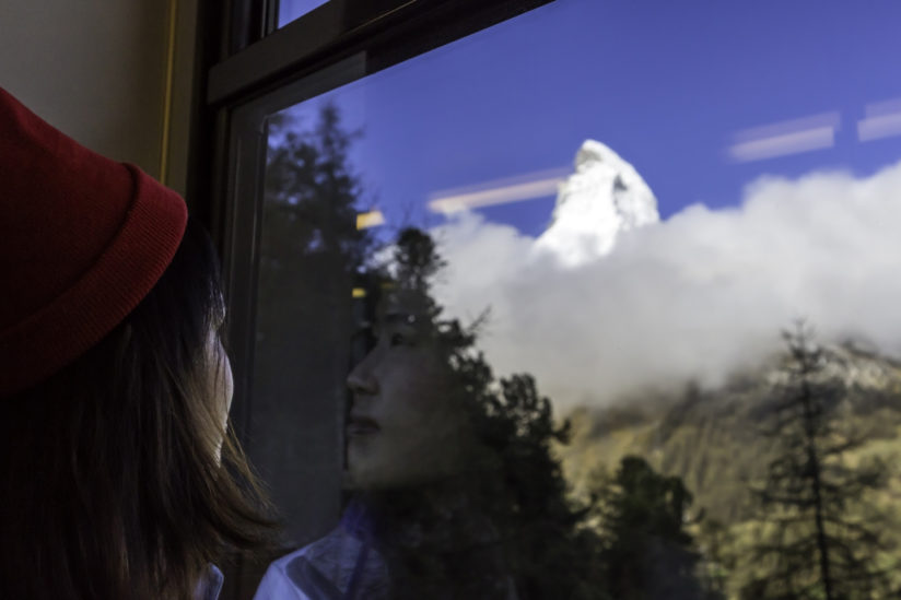 Reflecting upon the Matterhorn