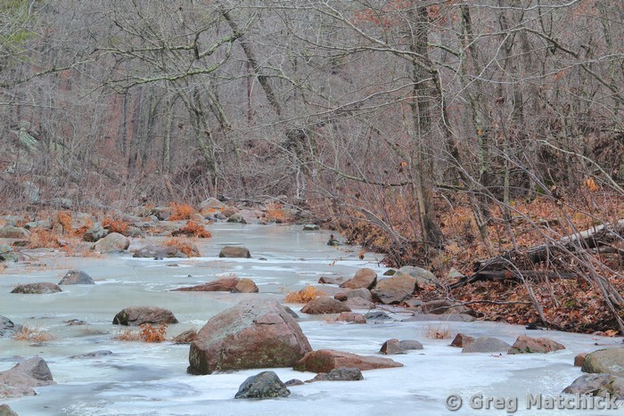 Ice On Pickle Creek 2