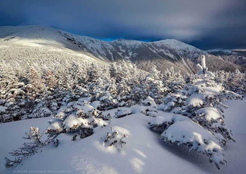 Clearing Winter Storm – Franconia Ridge