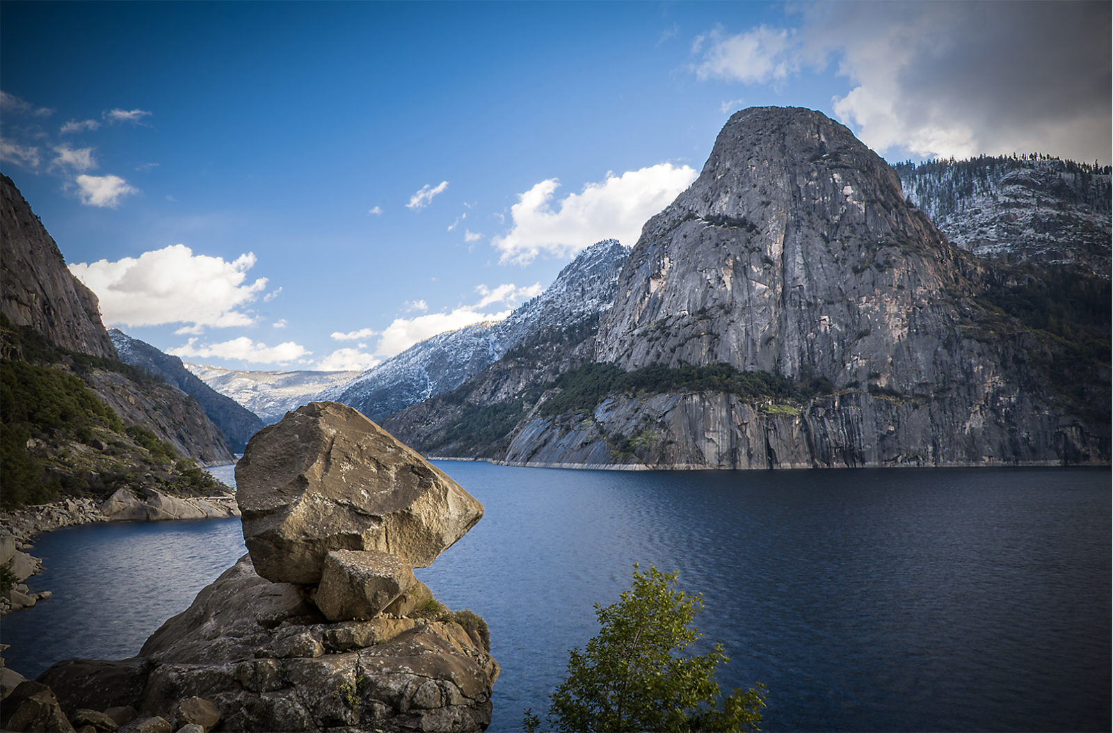hetch hetchy rock