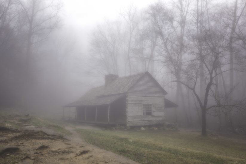 Foggy Mountain Cabin