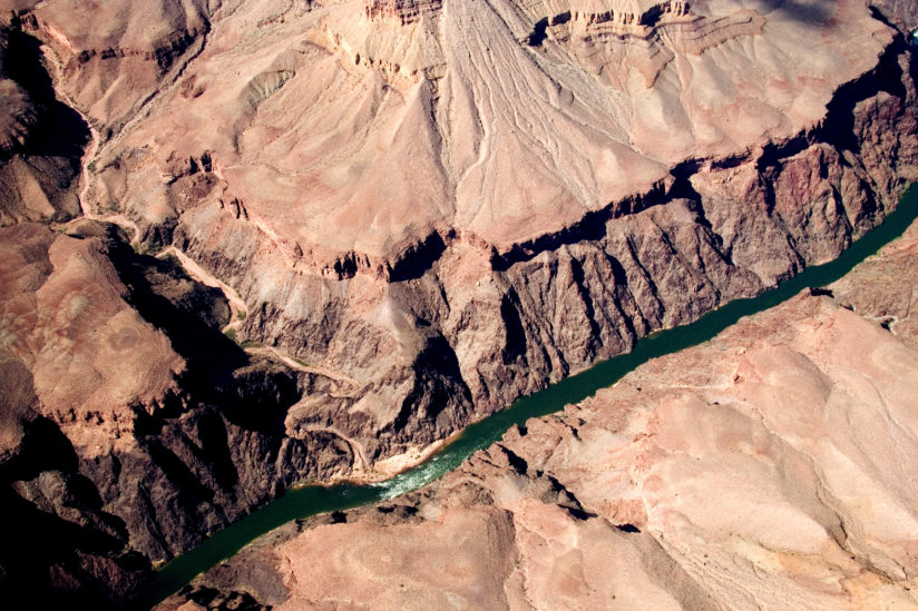 Colorado River from Above