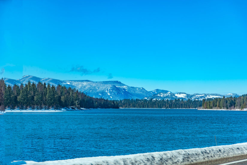 The Clark Fork at Mile Eight