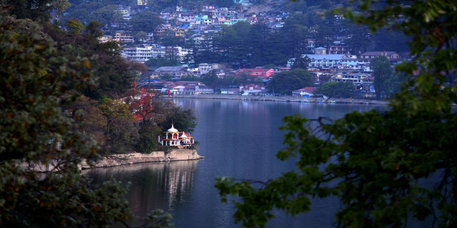 DREAMY MORNING AT NAINITAL-INDIA