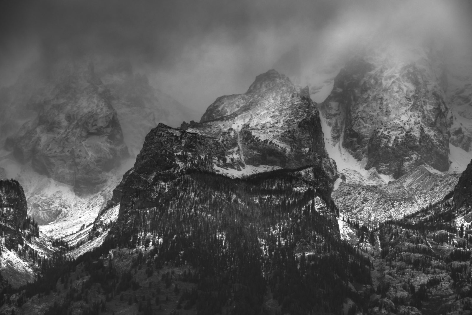 Beacon of Light – Middle Teton