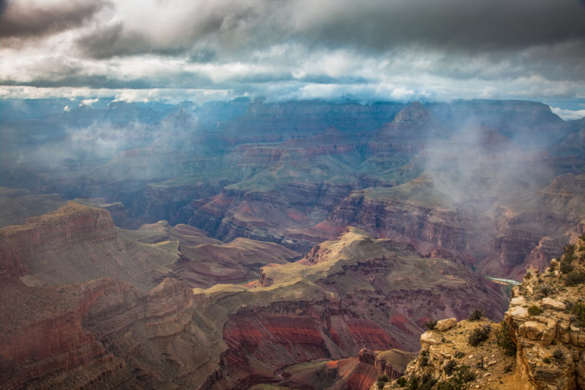 Grand Canyon Mystique