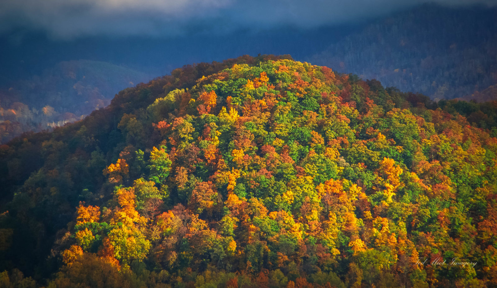 Smoky Mountain Patchwork