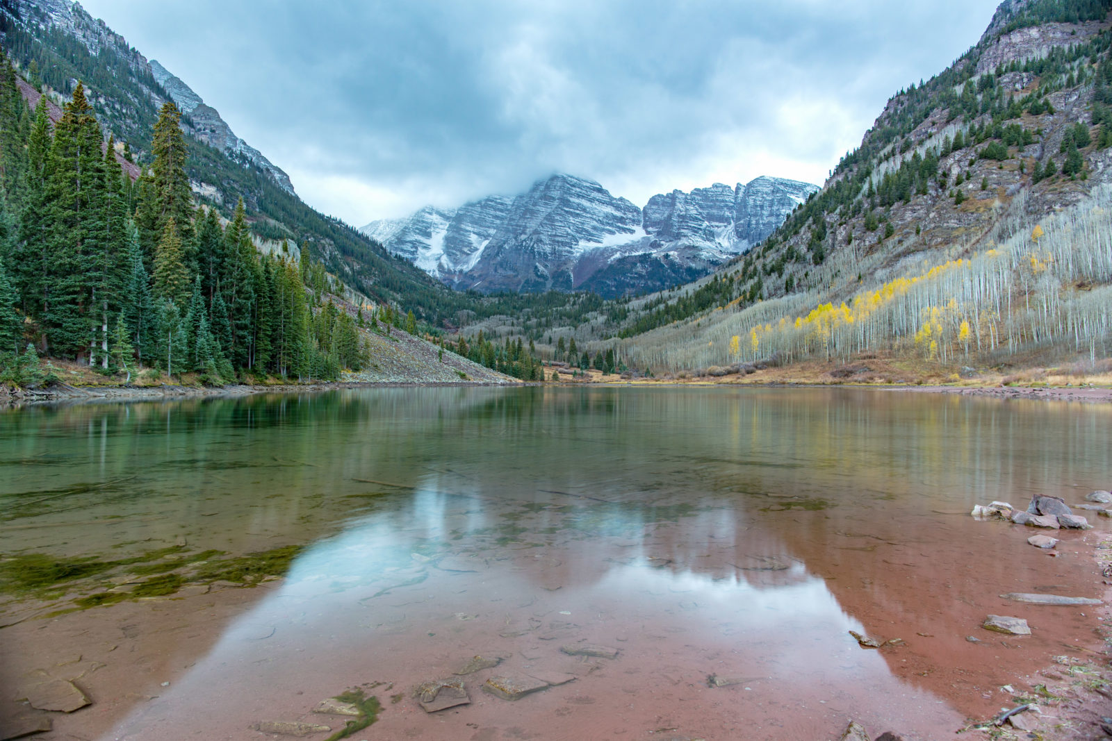 "Maroon Bells ""Transition"""
