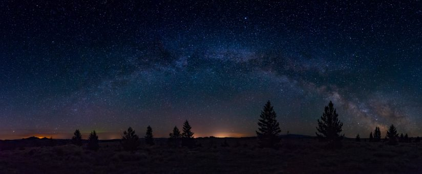 A Big Sky and The Milky Way