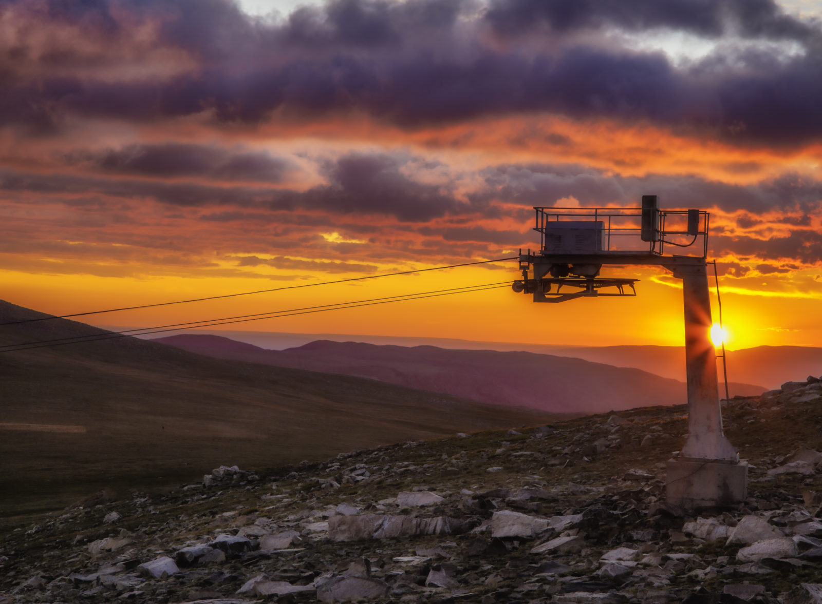 Sunrise Beartooth Ski Area