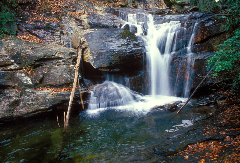 Duke's Creek Falls