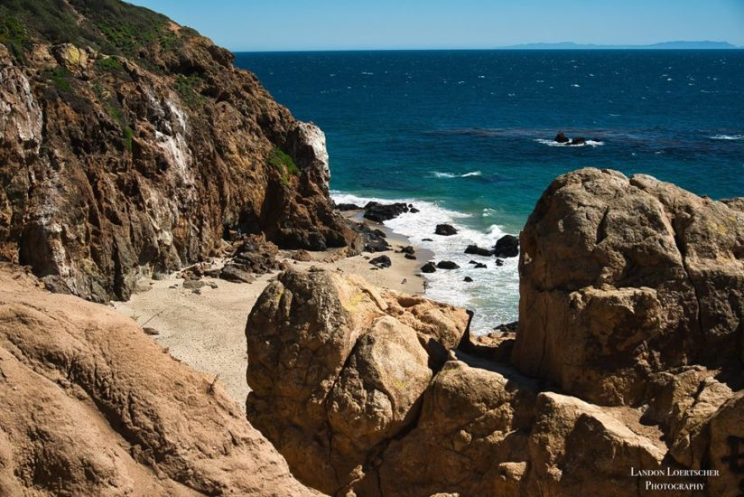 Topside of Point Dume