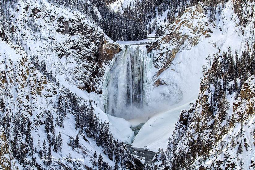 Lower Falls Winter