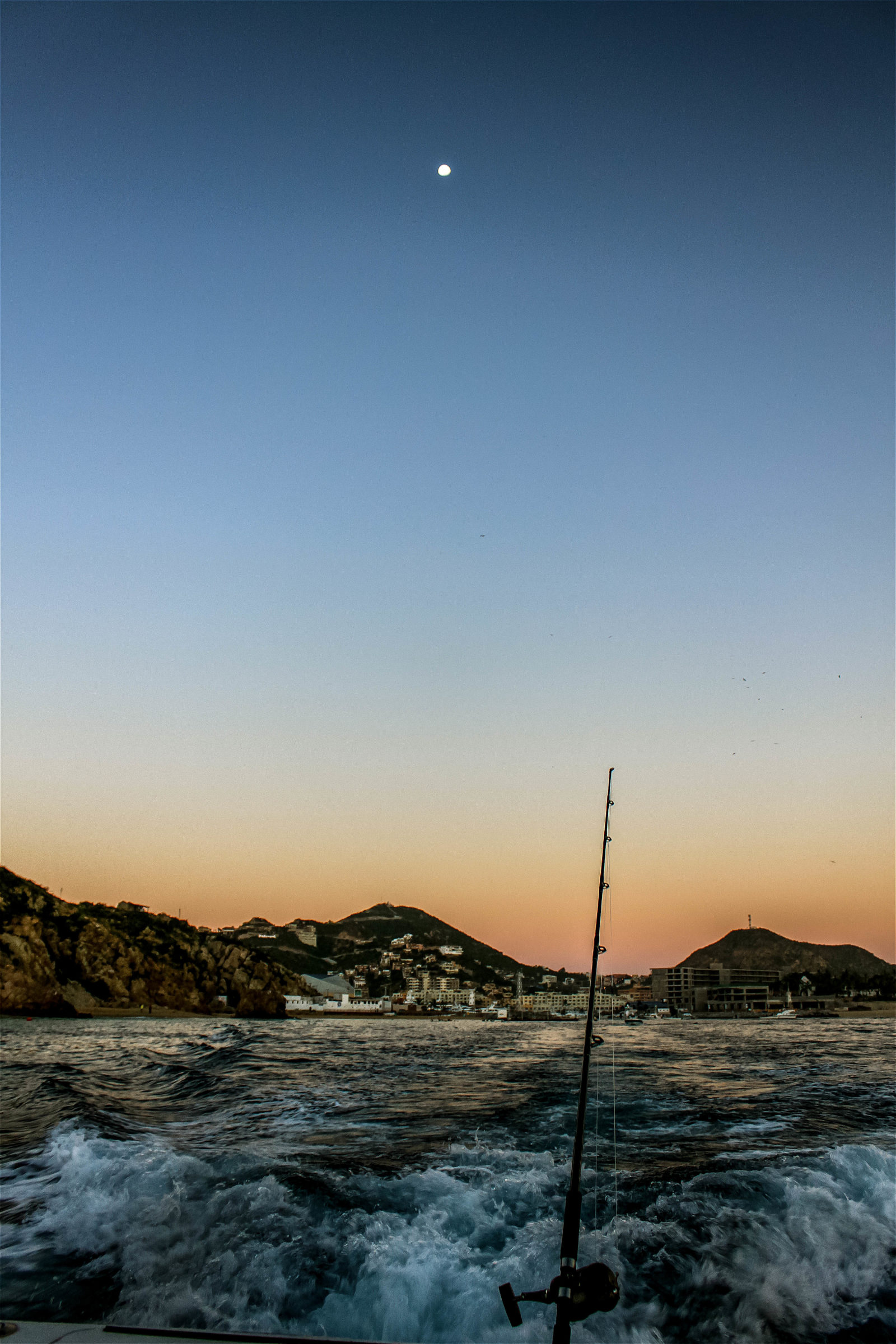 Cabo Fishing Port