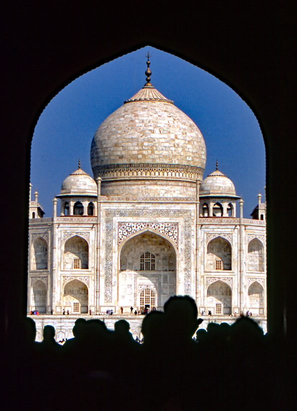 Entrance to Tajmahal