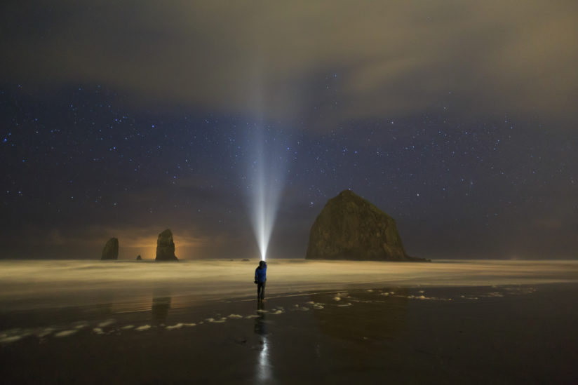 Cannon Beach Night Walk