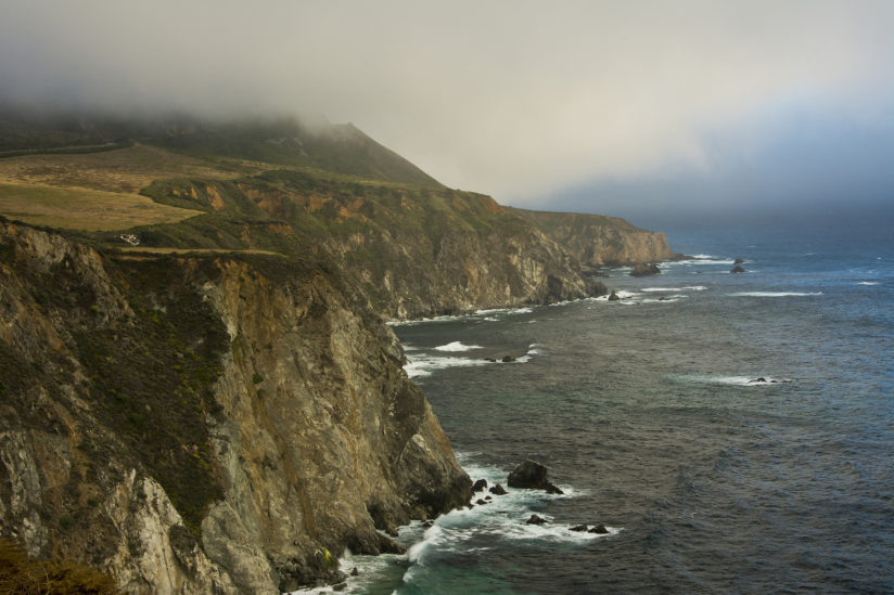Big Sur in the Fog