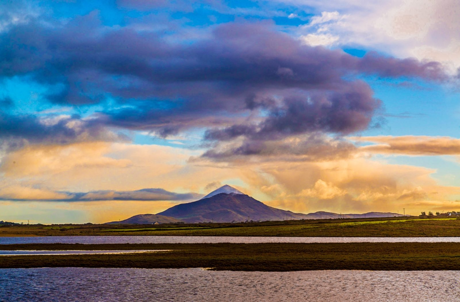 The mighty croaghpatrick