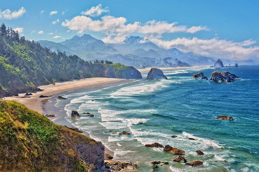 Oregon's Scenic North Coast