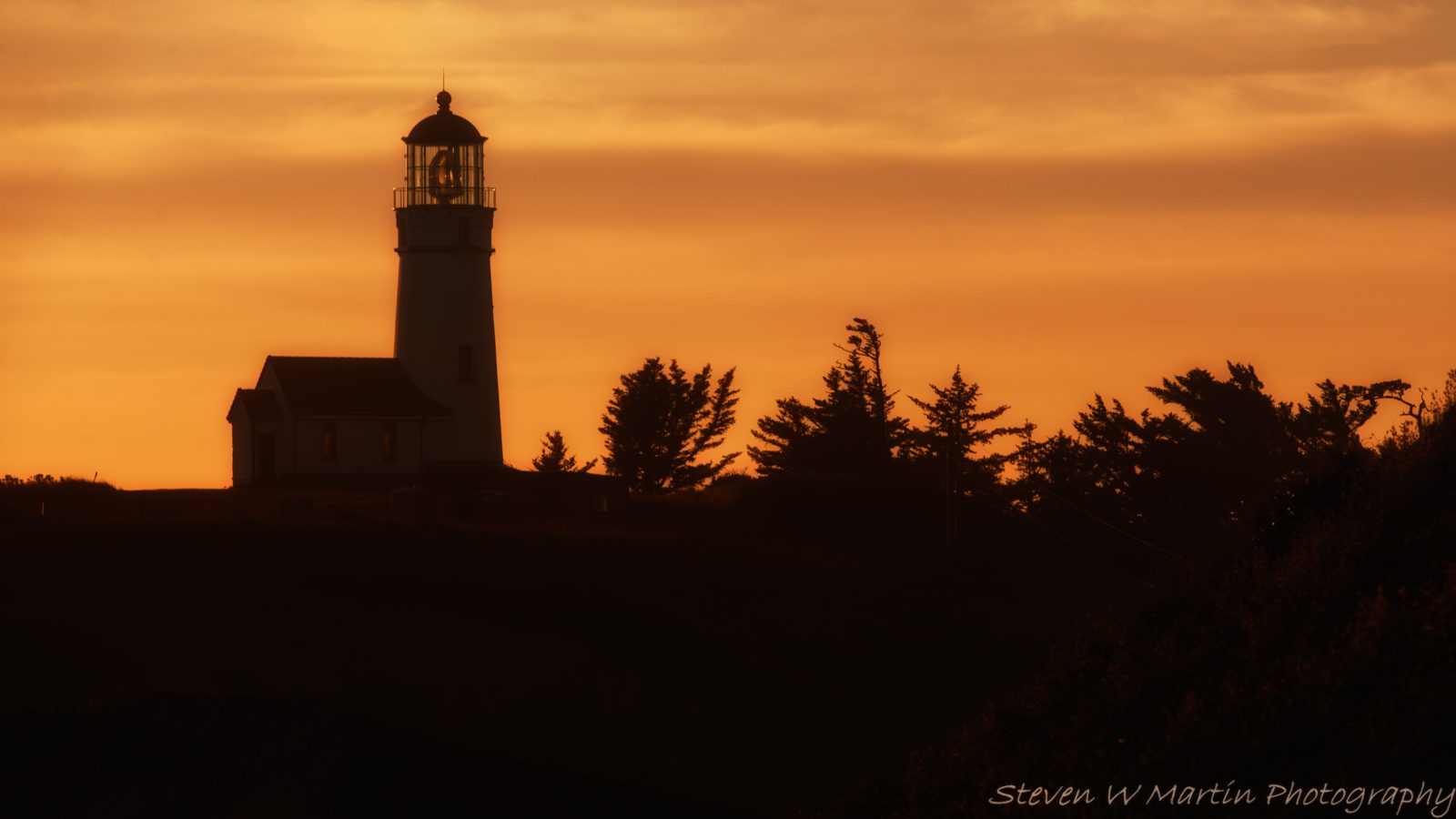 Cape Blanco Sunset
