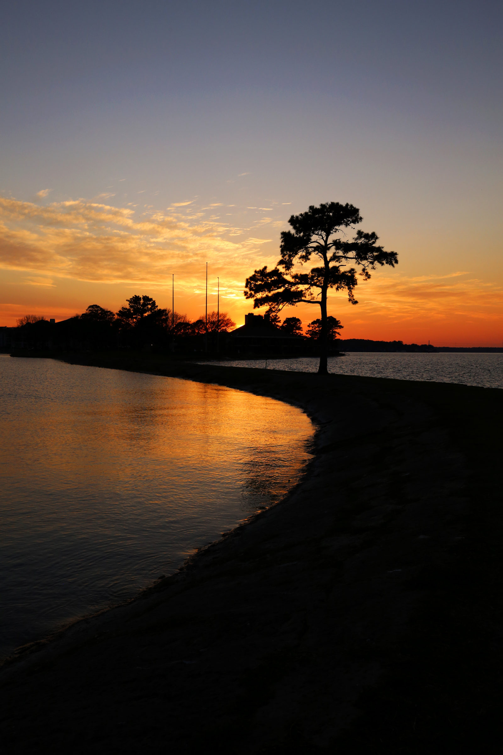 Lake Conroe Sunset