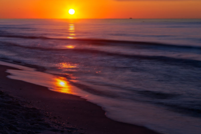 Florida Gulf Coast sunrise
